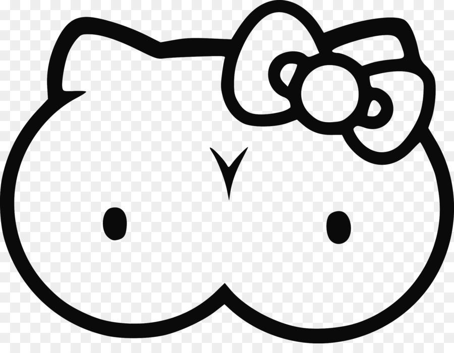 Camiseta de Hello Kitty para Colorear libro de calcomanías - T-shirt ...