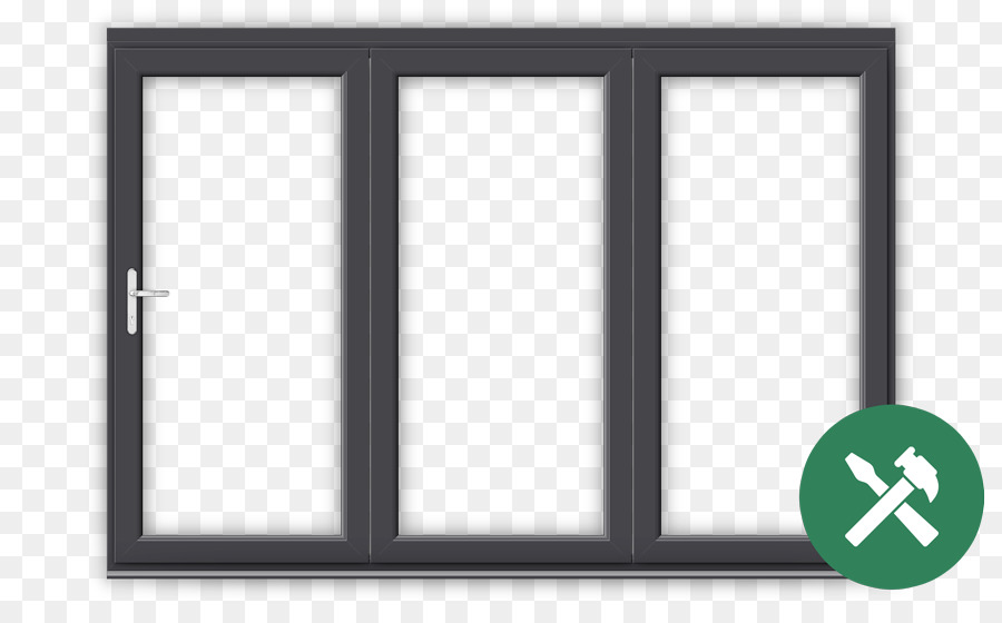Window Anthracite Folding door Grey - window png download - 900*545 ...