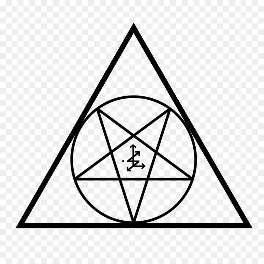 Lucifer Pentagram Satanism Sigil Of Baphomet Traditional Games Png