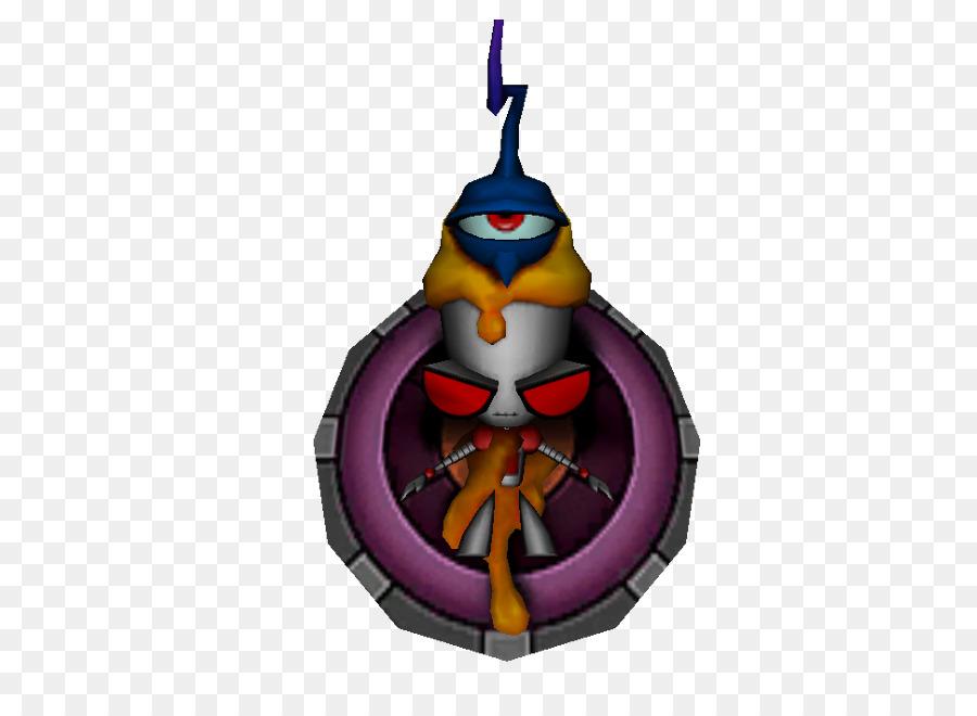Burung yang tidak bisa terbang ornamen Natal Karakter - Burung ...