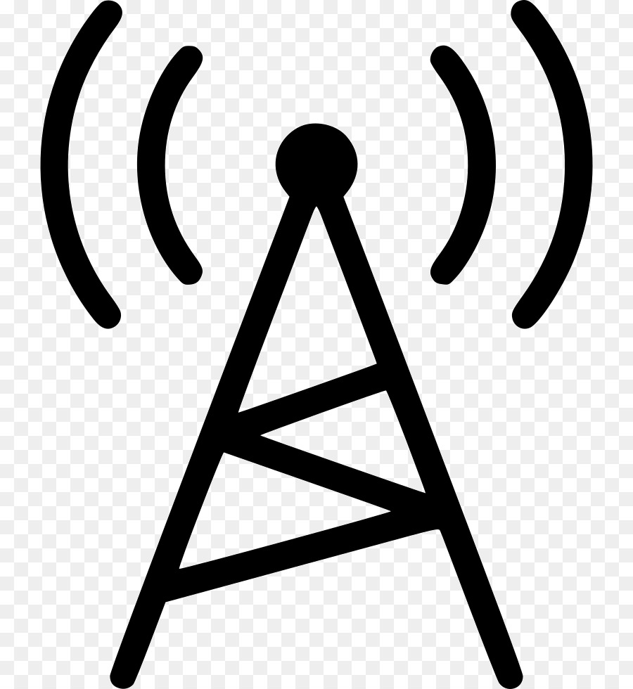 internet radio telecommunications tower computer icons clip art rh kisspng com free clip art radio tower Ham Radio Antenna Clip Art
