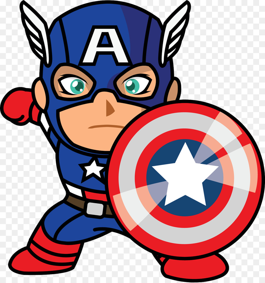 Captain America Infant United States Cartoon Cuteness - captain america png download - 1280*1362 - Free Transparent Captain America png Download.