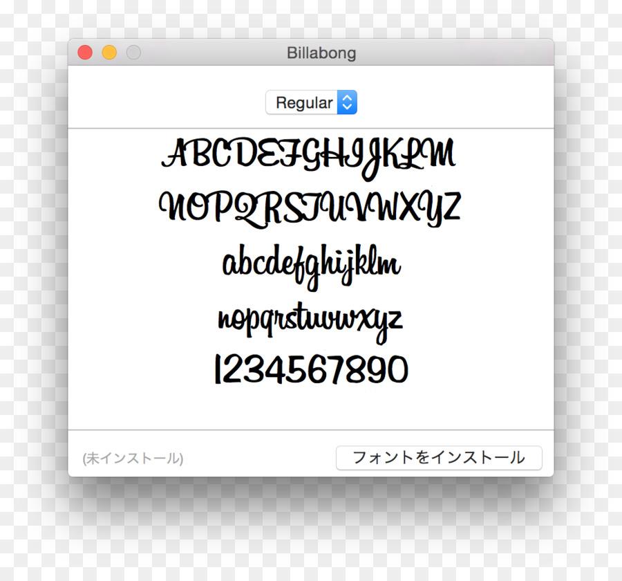 Arial Times New Roman Calibri Helvetica Font Billabong Png