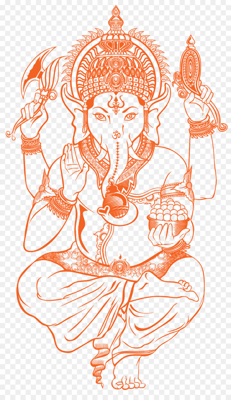 Ganesha Om Ganesh Chaturthi Religión - ganesha Formatos De Archivo ...
