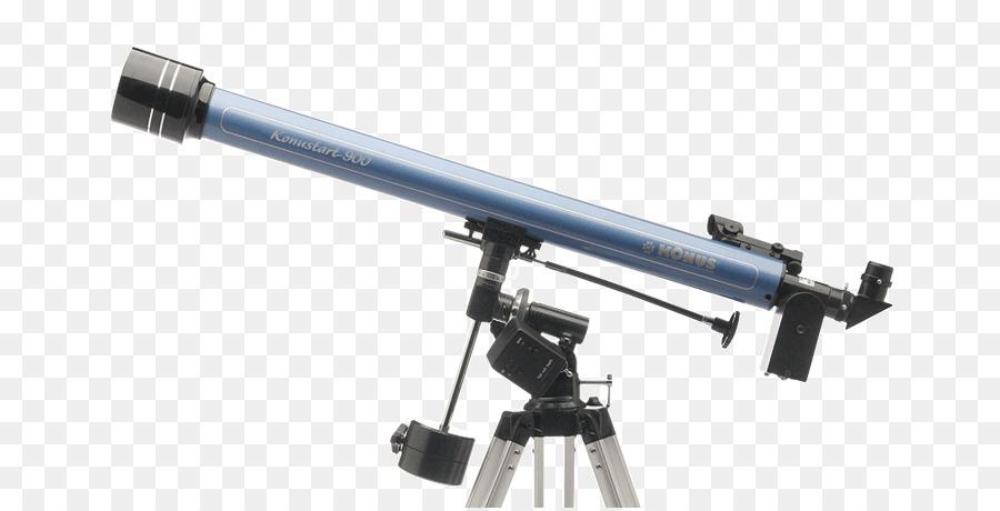 Refracting telescope focal length konus konusky mm