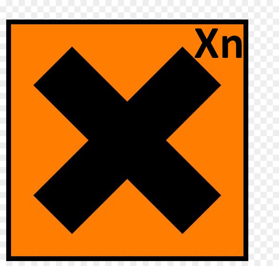 Hazard Symbol Chemical Substance Oxidizing Agent Carcinogen Symbol