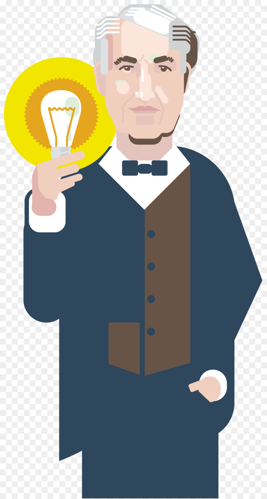 thomas edison phonograph cylinder businessperson clip art others rh kisspng com Thomas Edison Light Bulb Thomas Edison Poster