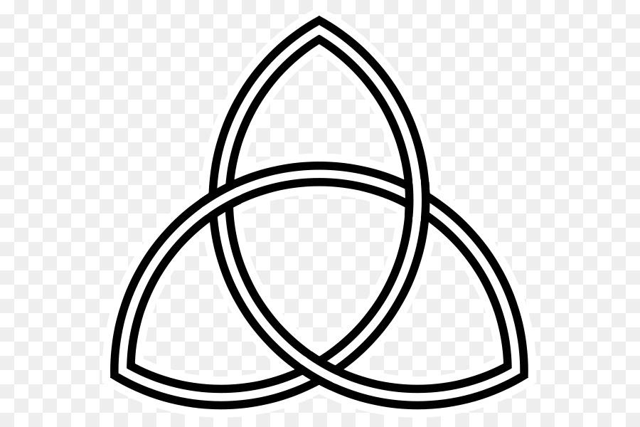 Symbol Triquetra Triskelion Wicca Vesica Piscis Circus Ring Png