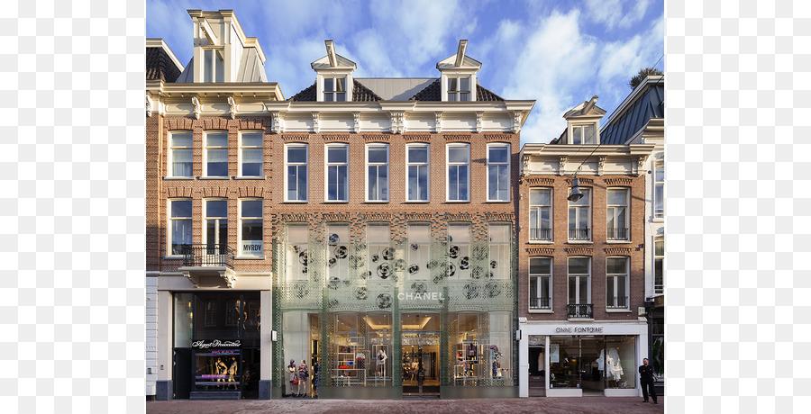 Sidste nye CHANEL Amsterdam Store Crystal Häuser, die P. C. Hooftstraat IF-85