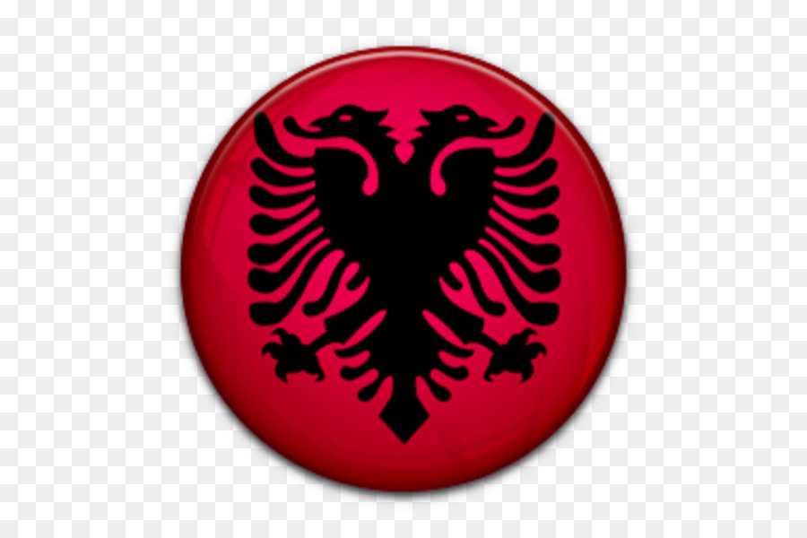 Albania Bandera. Awesome Bandera De Albania Color De Fondo ...