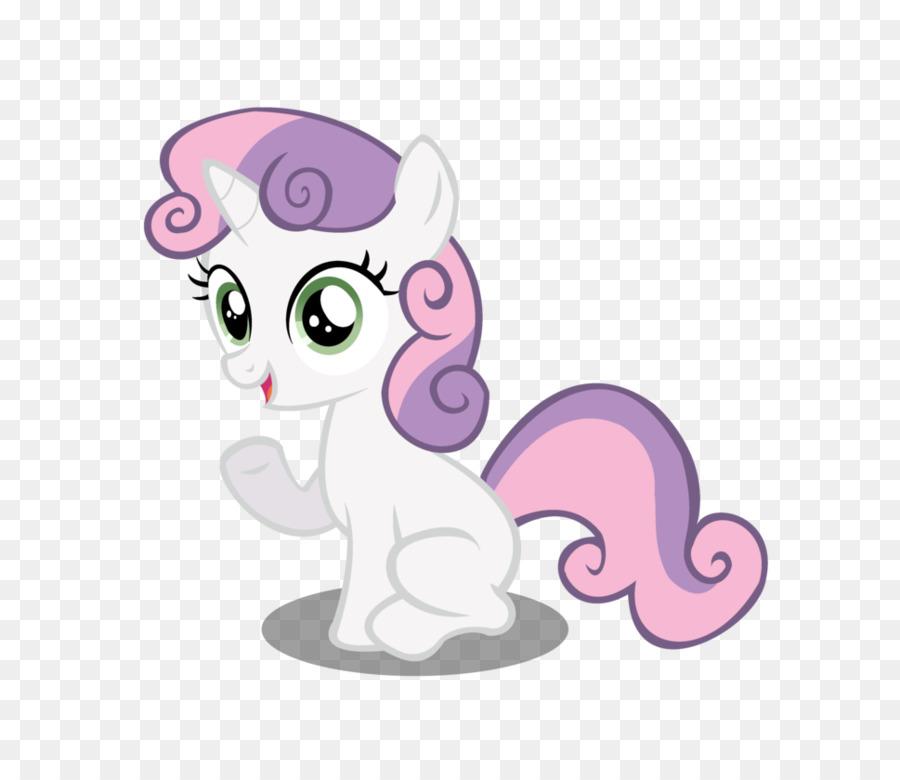 My Little Pony Sweetie Belle Cat Rarity