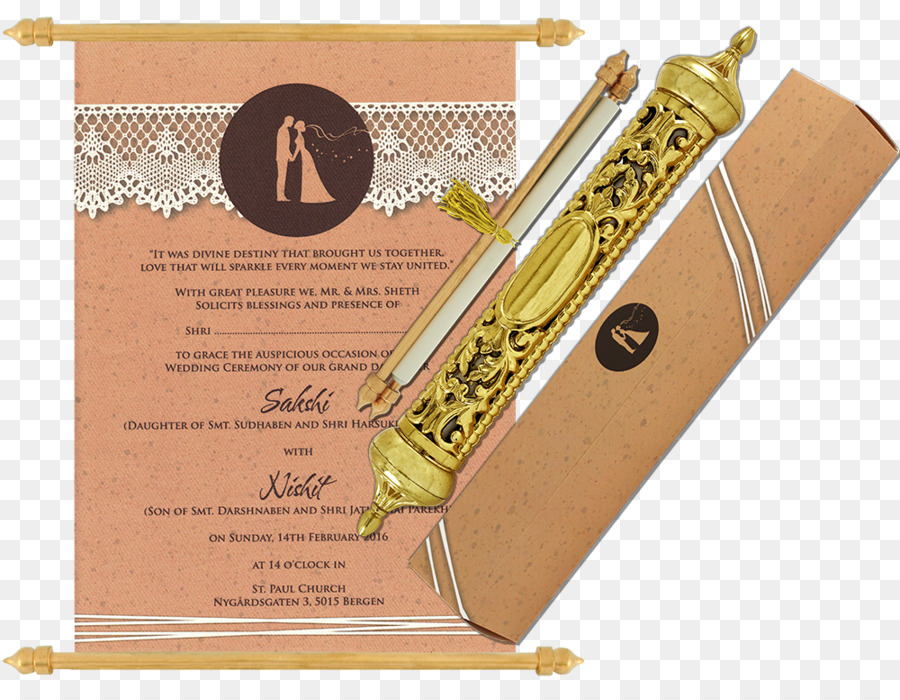 Madhurash Cards | King of Indian Wedding Cards & Scroll Wedding Invitations Astron Chowk Convite - wedding png download - 1000*765 - Free Transparent ...