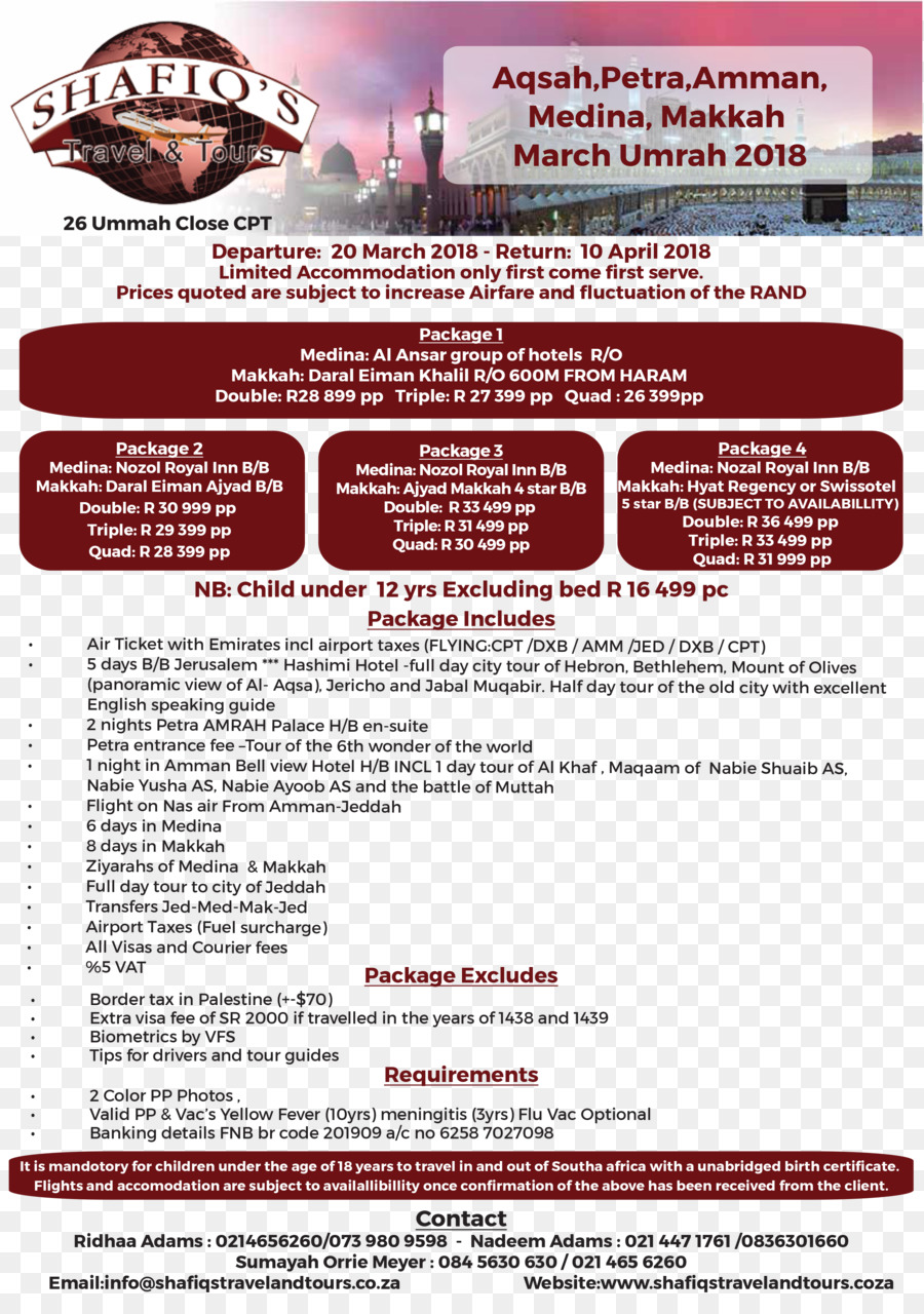 Umrah And Hajj Travel Agents - All Hajj Guide
