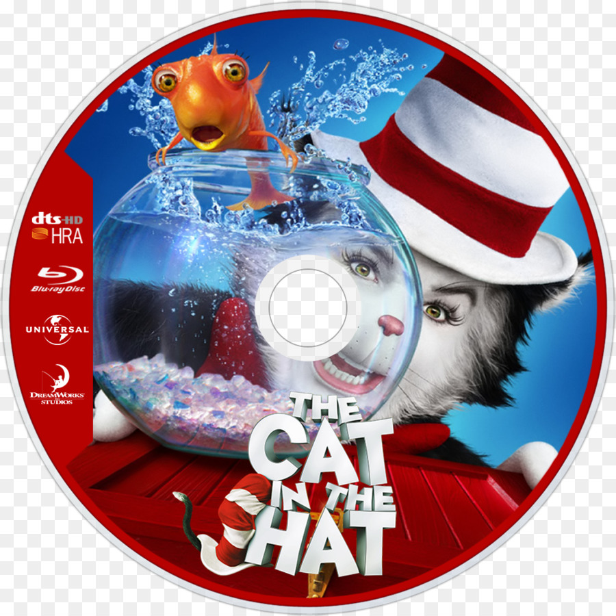 The Cat in the Hat YouTube Film Sally Walden Poster - cat in the hat ...