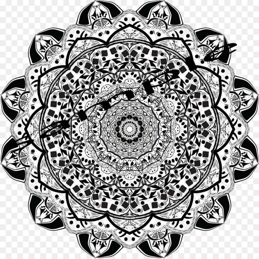 Mehndi Henna Tattoo Design Png Download 1080 1078 Free