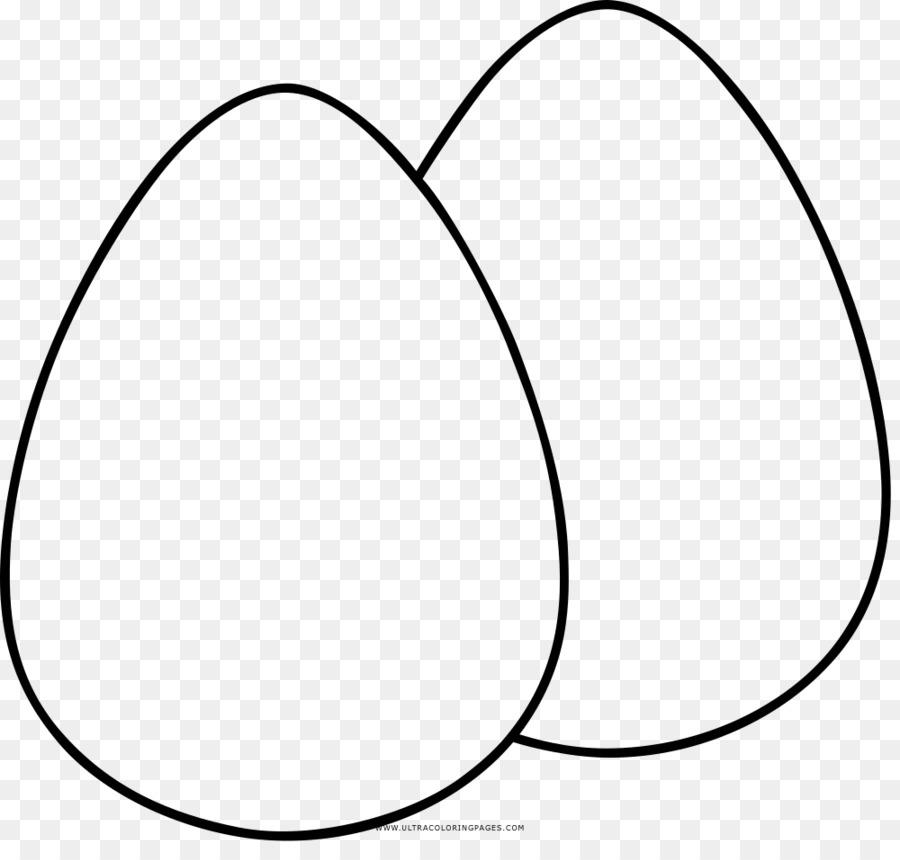 Frittata de Dibujo de Huevos de Pollo para Colorear libro - Huevo ...