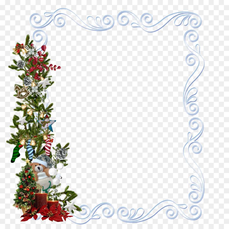 Christmas Card Border Png Download 5906 5906 Free Transparent