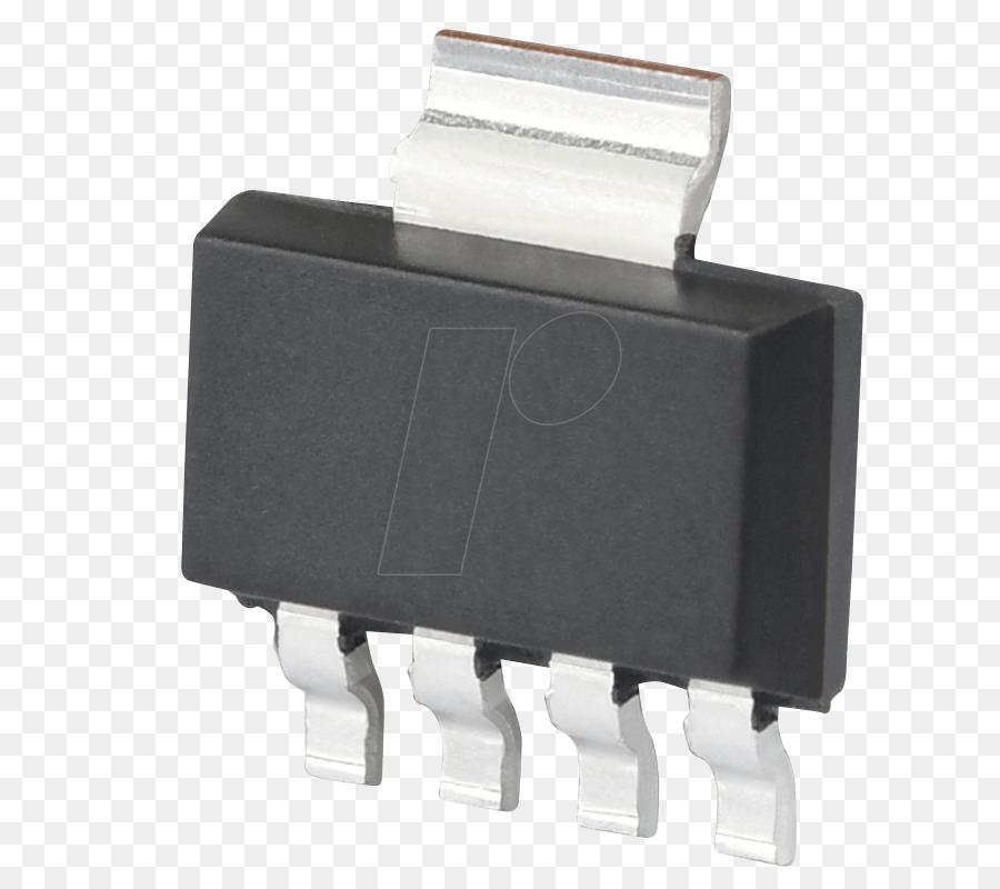Power supply rejection ratio voltage regulator