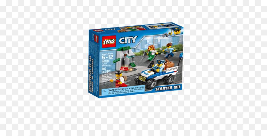 Lego 60136 City Polizei Starter Set Lego City Spielzeug Lego Spiele