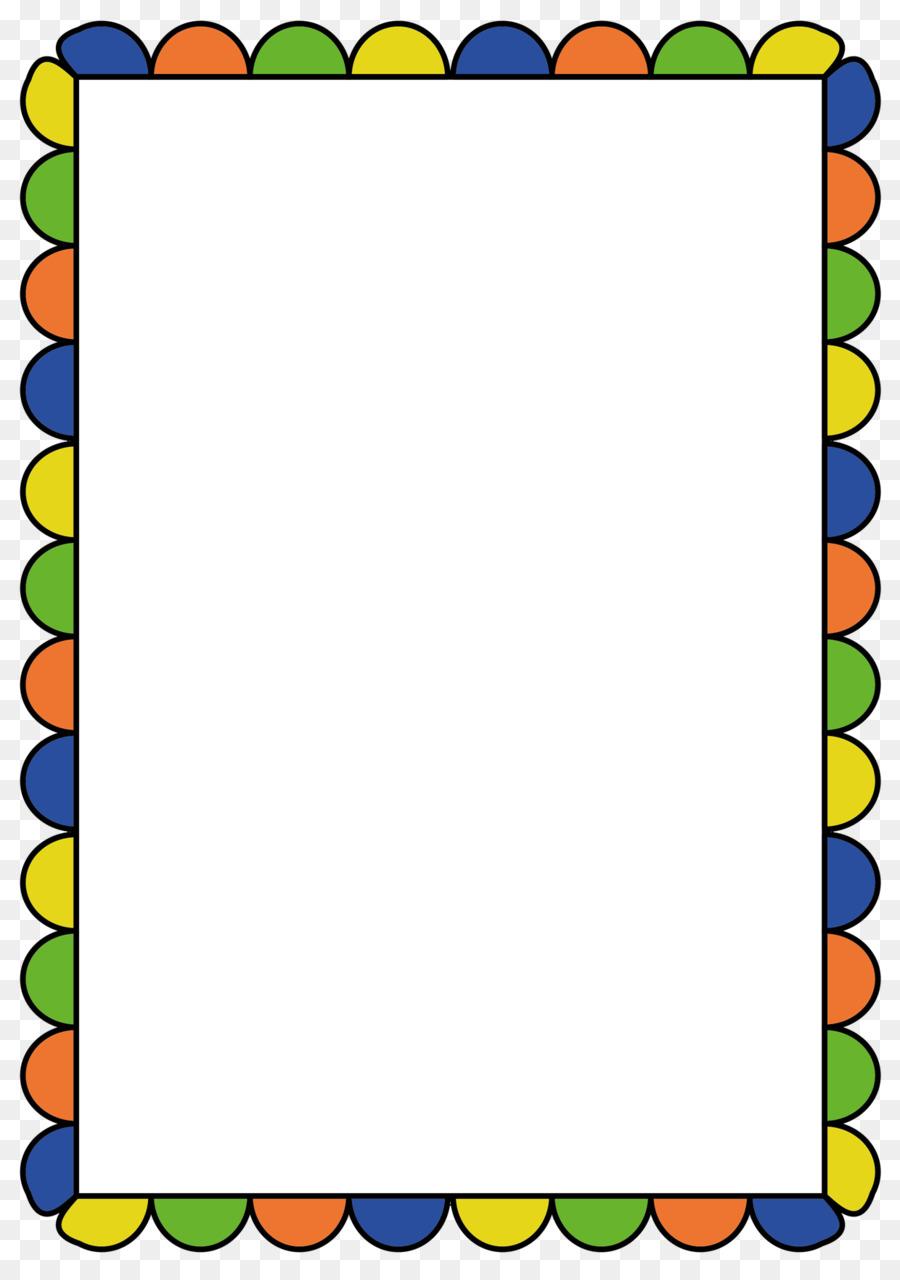 Picture Frames Paper Molding Clip Art