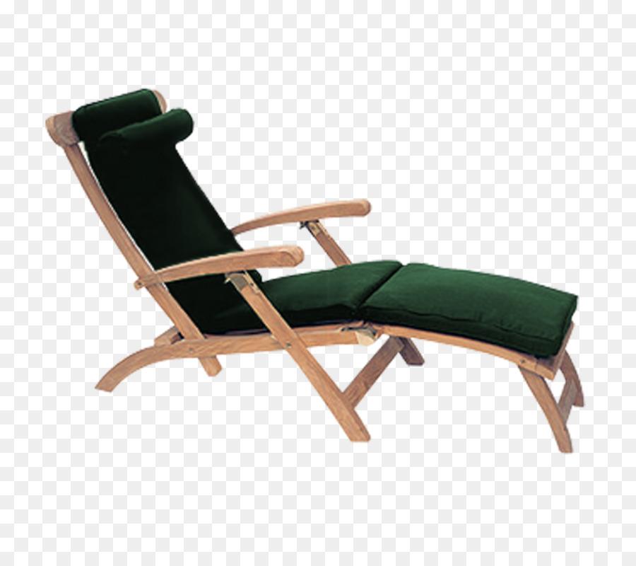 Chaise longue Cojín de muebles de Jardín Silla muebles de Teca ...