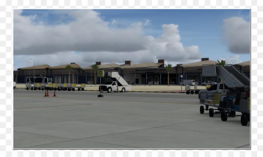 Microsoft Flight Simulator X Lockheed Martin Prepar3d Flughafen