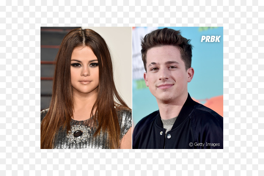 Selena Gomez The Weeknd Human Hair Color Hairstyle Charlie Puth