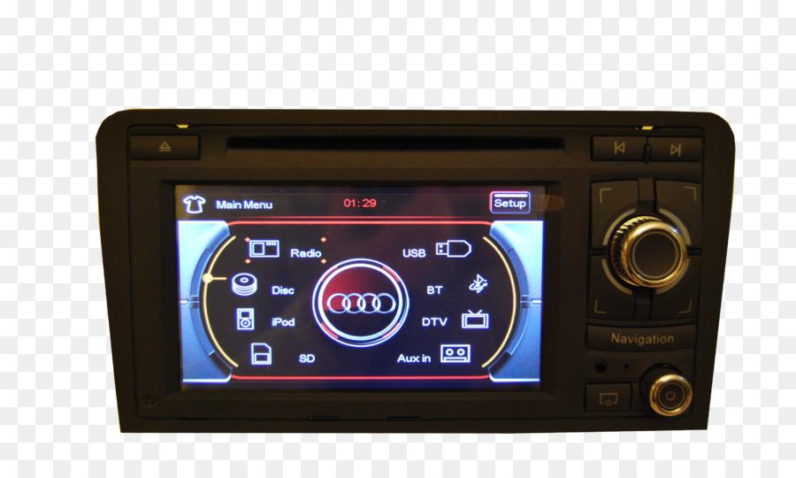 Видео-рекордер вождения автомобилей на шоссе — стоковое фото.