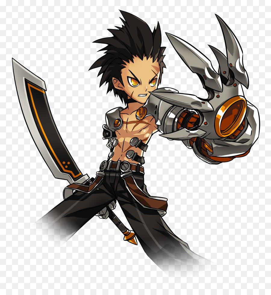 Elsword YouTube Blade Character Wiki