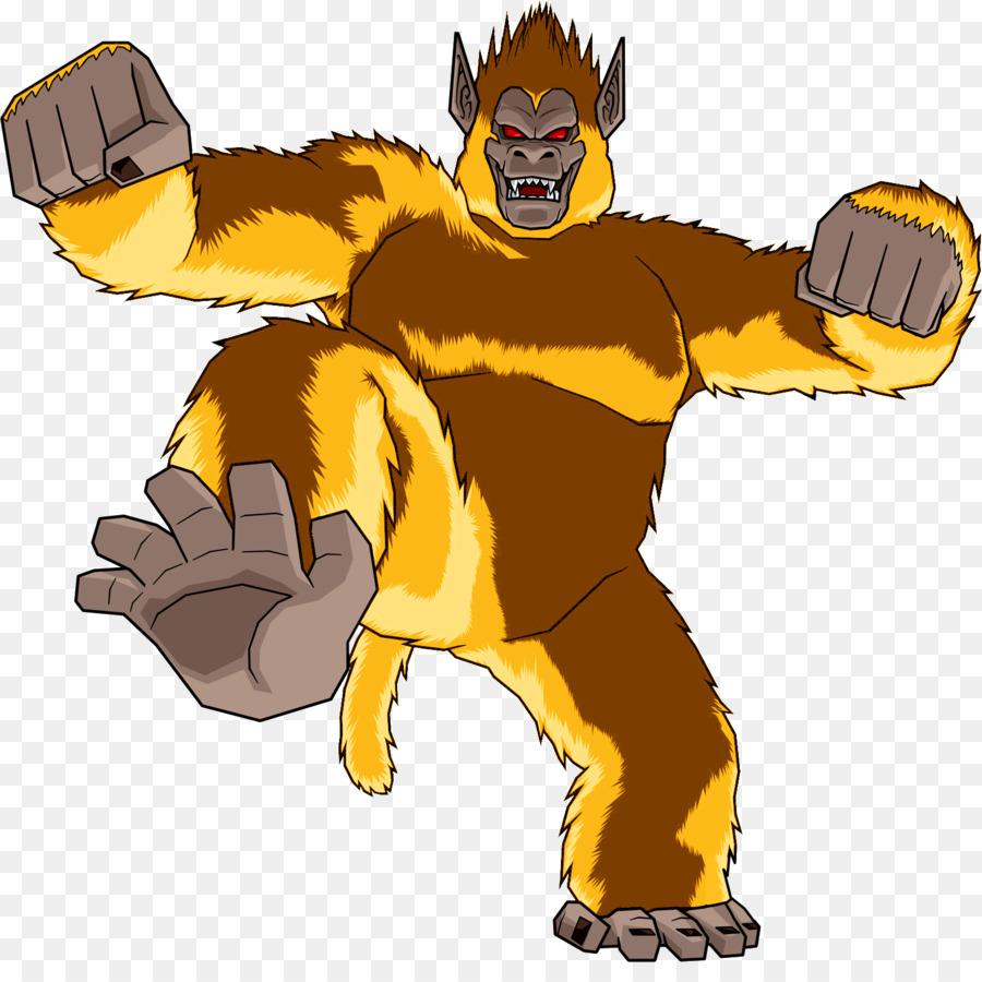 Goku Vegeta Frieza Piccolo Gogeta - Great Apes png download - 900 ...