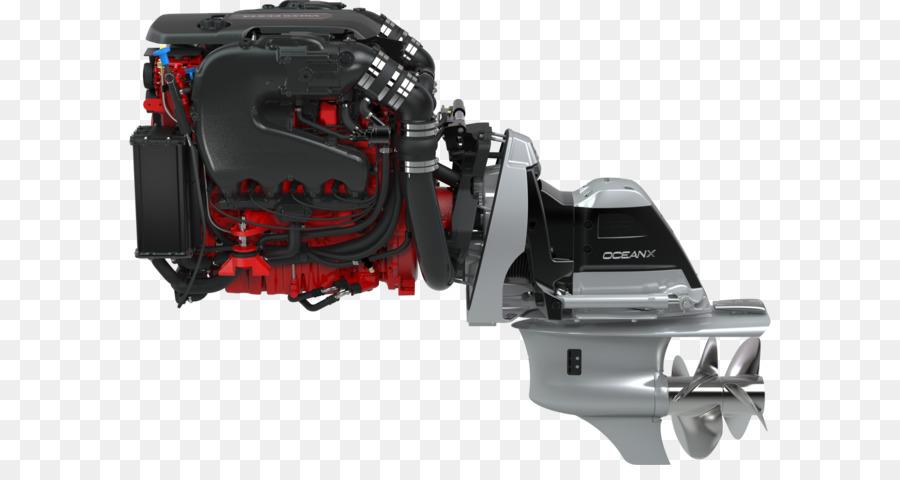 AB Volvo Sterndrive Volvo Penta V6 engine - V8 Engine png download