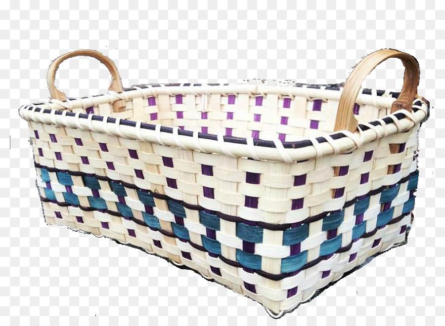 Basket weaving Knitting Sewing Pattern - Storage Basket png download ...