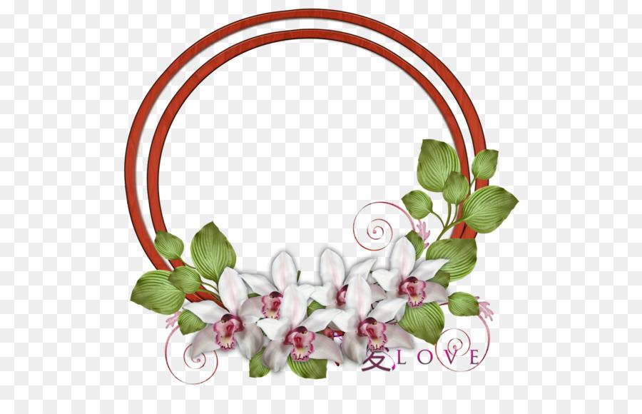 Flower Floral design Ring - flower png download - 580*580 - Free ...