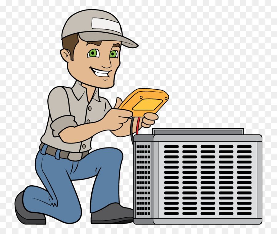 Image result for hvac technician clipart