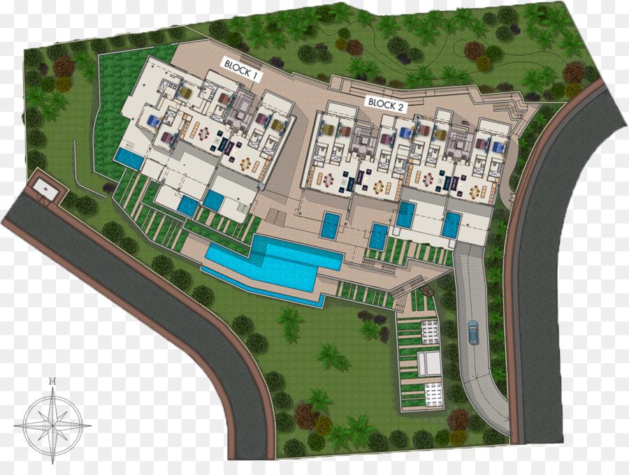 Site Plan Apartment Urban Design Property Png