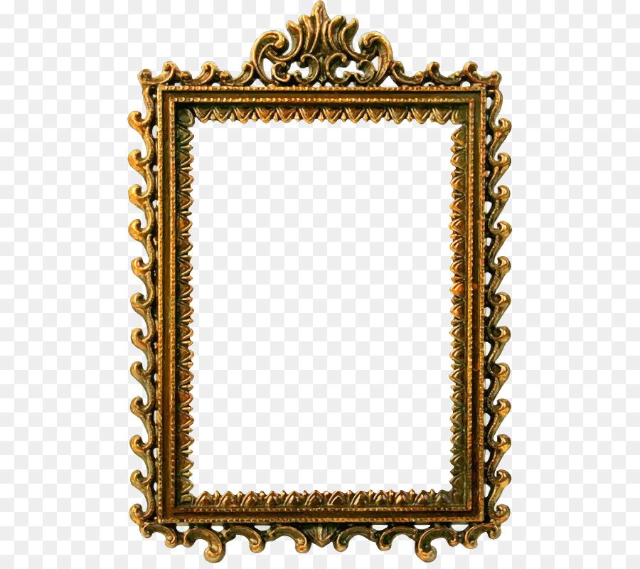 picture frames ornate frame png download 542 792 free