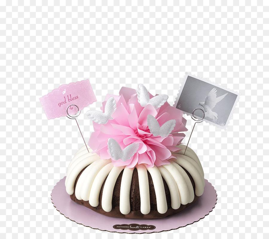 Bundt Cake Birthday Cake Buttercream Bakery Cake Png Download
