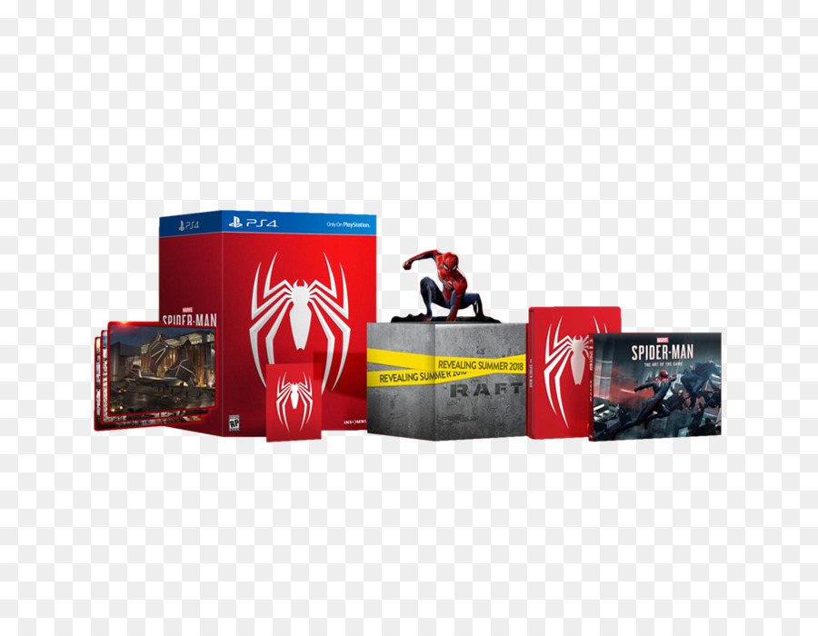 spiderman playstation 4 collectors edition