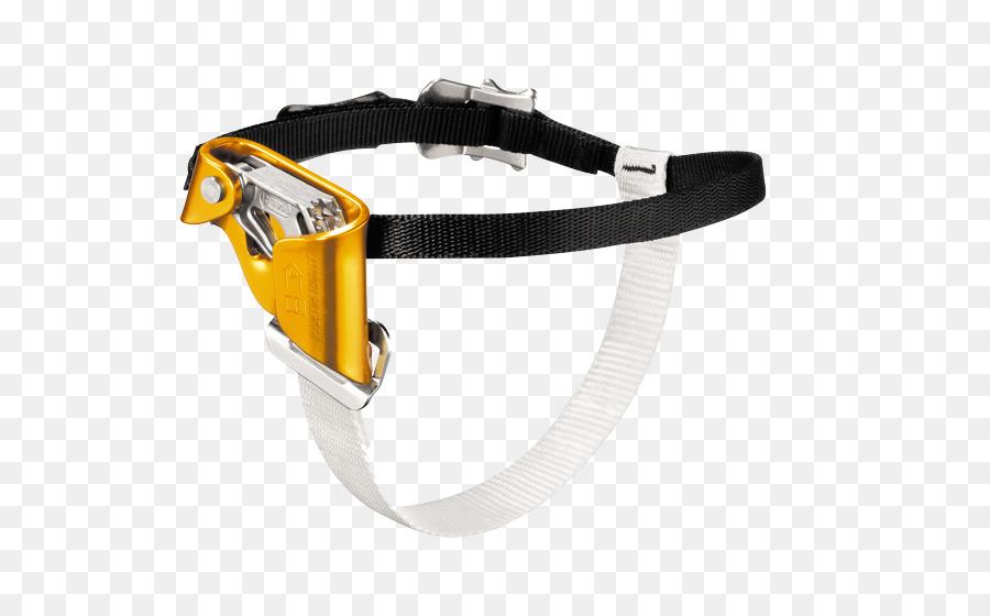 Kletterausrüstung Petzl : Seilklemme petzl croll kletterausrüstung seil png herunterladen
