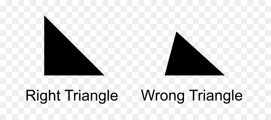 Special right triangle Right angle - triangle png download - 800*400