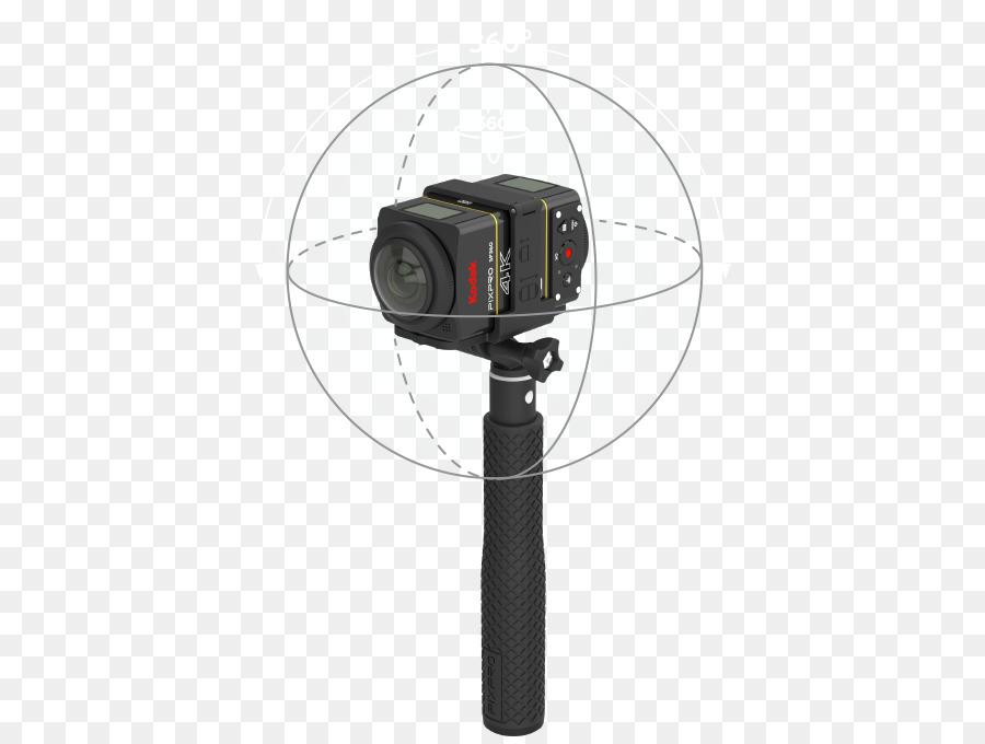 Samsung Gear 360 Kodak Pixpro Sp360 Aktion Kamera Immersive Video