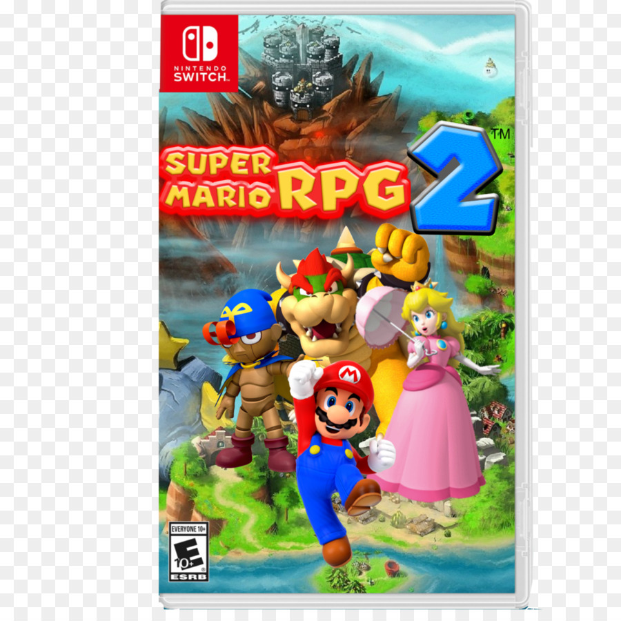 super mario rpg mario luigi partners in time mario series fan art