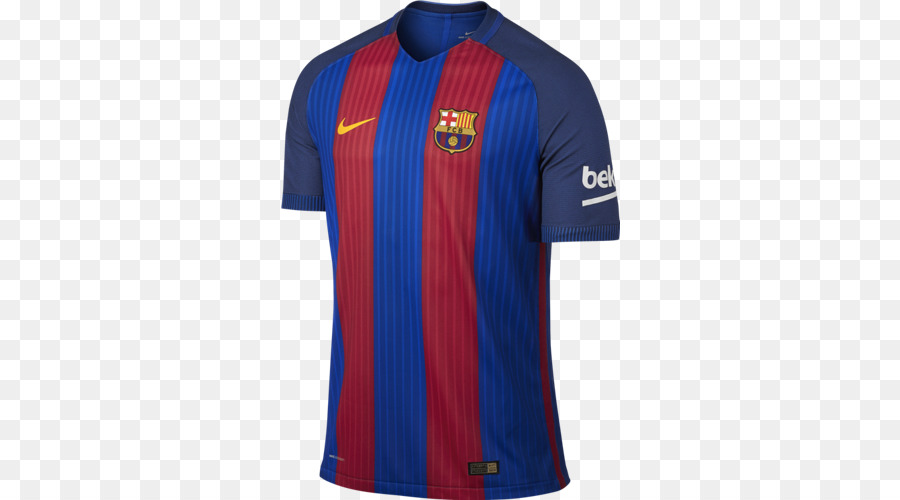 new products f8844 8a6c1 2015–16 FC Barcelona season T-shirt UEFA Champions League ...