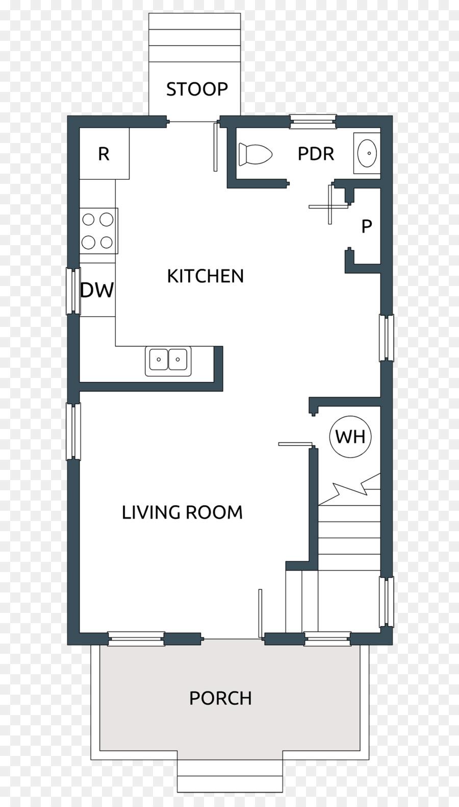 Floor plan Line Angle - floor plan