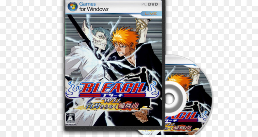 Bleach Versus Crusade Bleach: Shattered Blade Wii Fatal Frame: Mask Of The  Lunar Eclipse Tales Of Symphonia: Dawn Of The New World   Crusades