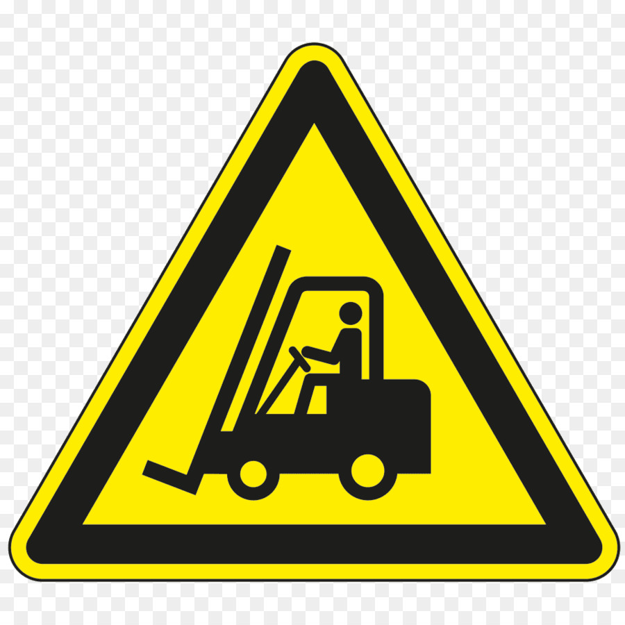 Forklift Yellow png download - 960*960 - Free Transparent