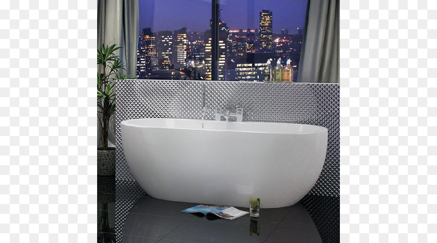 Bathtub Bathroom Hot Tub Suite Tap Modern