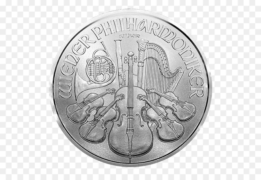 Silbermünze österreichische Silberne Wiener Philharmoniker Münze