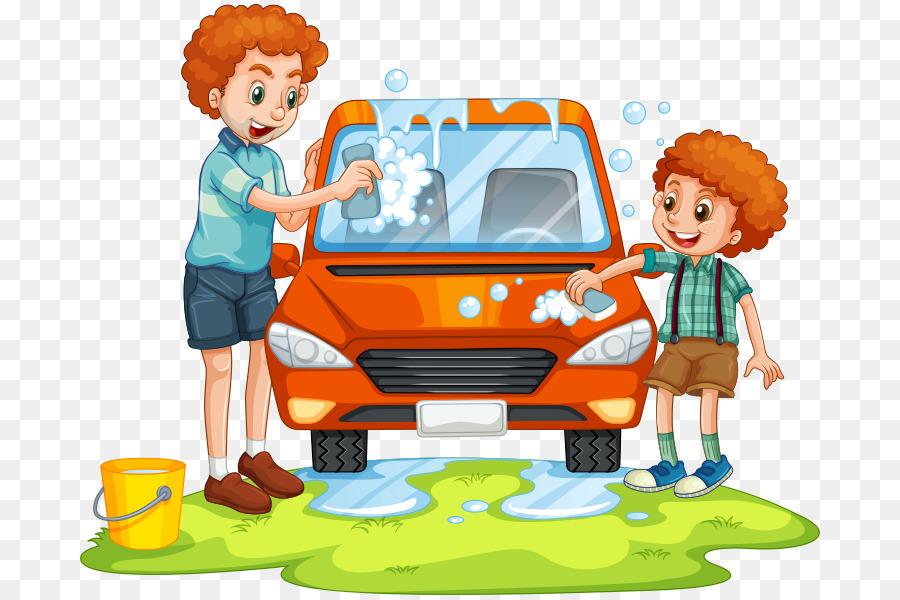 Car Wash Cleaning Washing Car 740600 Transprent Png Free Download
