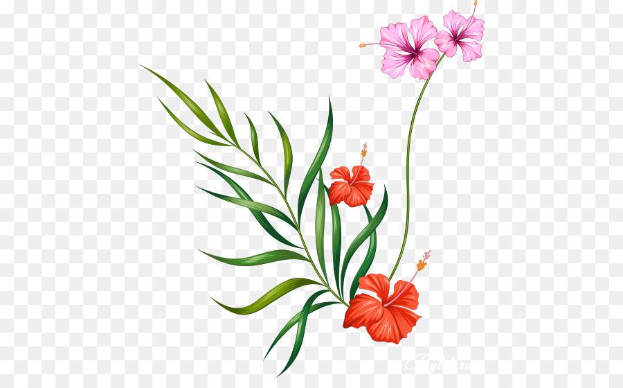 Küçük çiçek Resmi Boyama